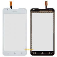 Сенсор (тачскрин) Huawei Ascend Y530-U00 White