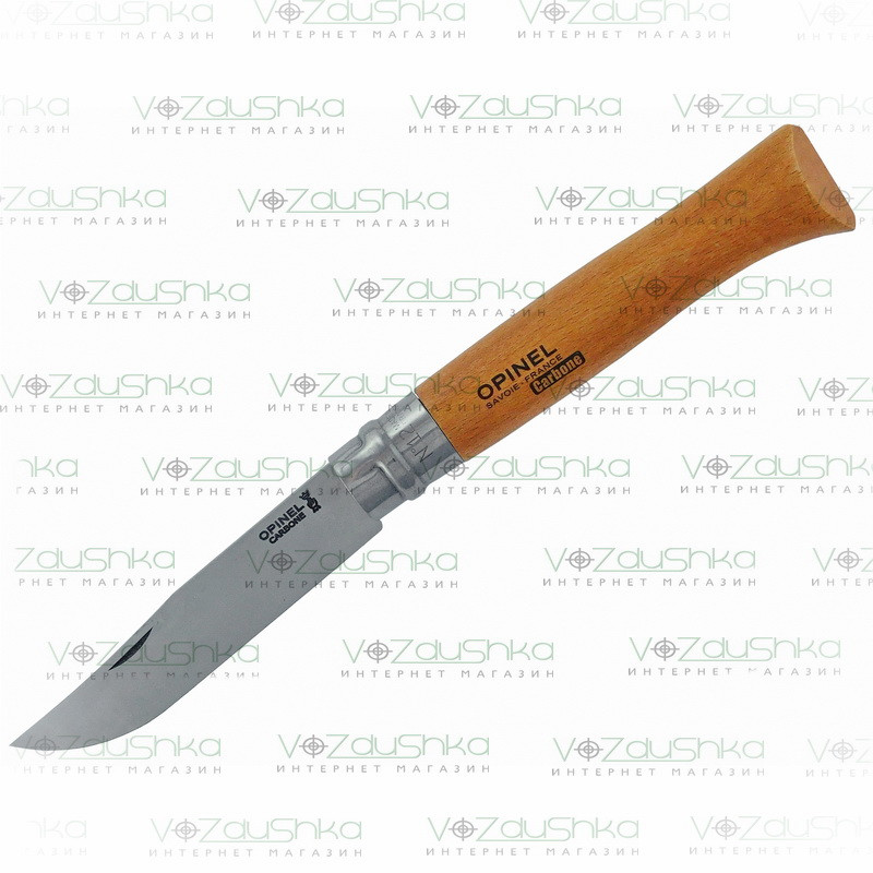 Opinel 12 Carbone складной нож (113120)