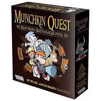 Манчкин Квест (Munchkin Quest). Настольная игра