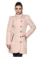 Куртка демисезонная весна-осень цвет розовый (р. 42-48 )