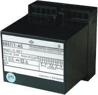 Е857/1 - Измерительный преобразователь напряжения постоянного тока