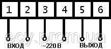 Е857 - Измерительный преобразователь напряжения постоянного тока, фото 2