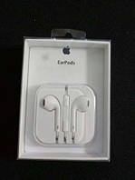 EarPods Гарнитура, наушники Apple для iPhone 5\5s\5c\6\6s\6plus\7 original в упаковке, фото 1