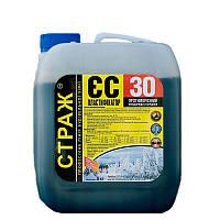 """Пластификатор для бетона """"Страж ЕC-30"""" (противоморозная добавка) 2л"""