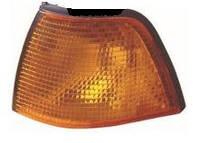 Указатель поворота BMW 3 E36 '90-99 левый, желтый (DEPO)
