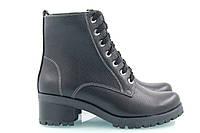 Зимние черные ботинки Влада-07чк, фото 1