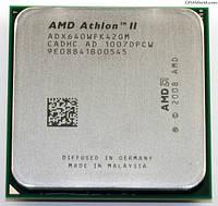 Процесор AMD Athlon II X4 640 ( AM3, 3 GHz, 2 Mb L2)