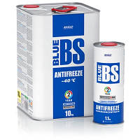 Антифриз Blue BS -40⁰С (ж/б  2,2 кг)