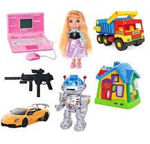 Игрушки и Транспорт