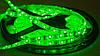 Стрічка LED 3528, 12V / 5 метрів, в силіконі. Зелений