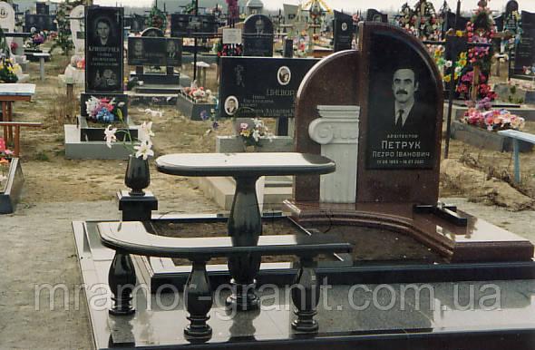 Столик и скамейка СЛВ - 70