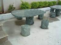 Гранитный стол СЛВ - 80