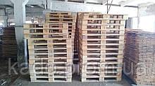 Поддон (европоддон, европаллет) деревянный 1-й сорт 800х1200х145