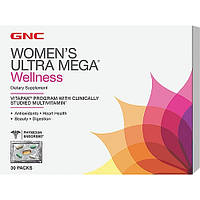 GNC WOMEN'S ULTRA MEGA WELLNESS 30 megapak