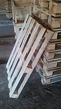 Поддон (европоддон, европаллет) деревянный облегченный 1 сорт 800х1200х145мм