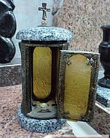 Лампадка из гранита СЛВ - 93