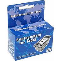 Картридж MicroJet для HP №140 Black (CB336HE) (HC-F37L)