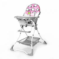 Стульчик для кормления TILLY T-631 Pink