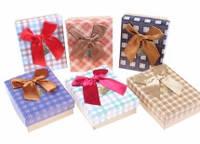 Подарочная коробочка для украшений 7х9 см