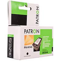 Картридж PATRON HP №140 BLACK /CB336HE (PN-H140)