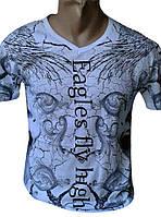 Мужские футболки Турция  оптом 7 км