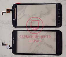 Blackview A5 тачскрін сенсор чорний оригінальний