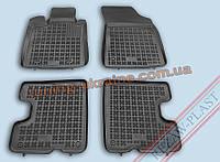 Коврики в салон из мягкого полиуретана Rezaw Plast  для Renault Sandero 2007-2014