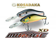 Воблер Kosadaka Mirage XD 70F