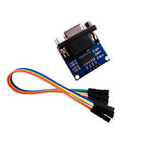 RS232 - TTL конвертер плата Max232 модуль atmega
