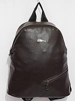 Рюкзак компактный темный шоколад, фото 1