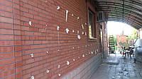 Утепление стен, заполнение (заливка) межстеновых пустот пенополиуретаном (ППУ)