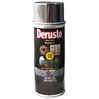 Краска аэрозольная Derusto CHROME PLATE 317g