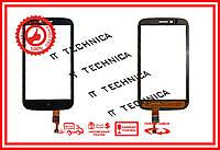 Тачскрин NOKIA Lumia N822 Черный ОРИГИНАЛ