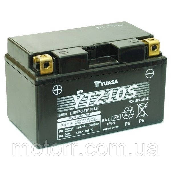 Аккумулятор YUASA YTZ10S