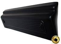 FIAT FIORINO 2007-2012 накладки на пороги FIAT Фиат FIORINO / PEUGEOT BIPPER / CITROEN NEMO 2007-2012 защитные п/у