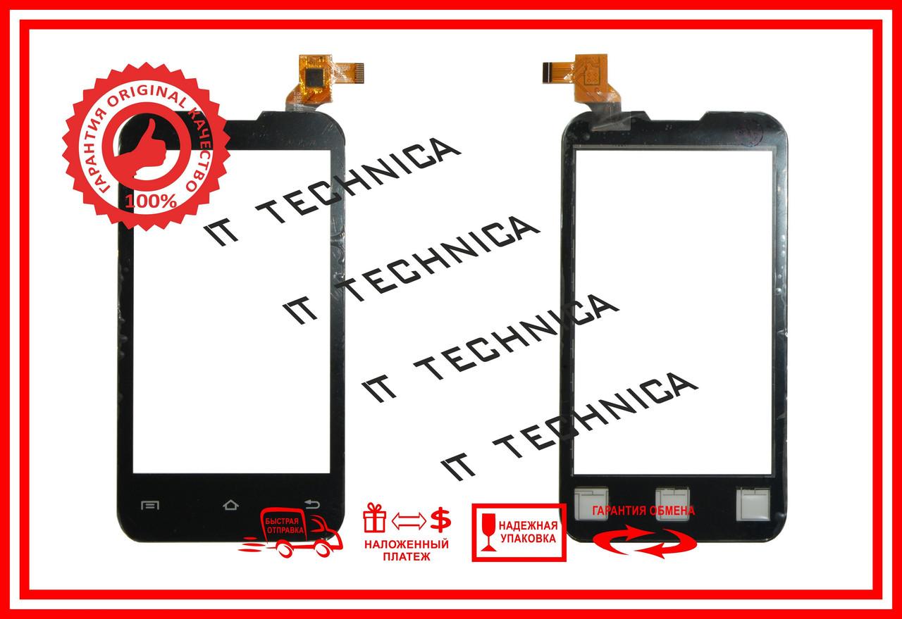 Тачскрин Prestigio MultiPhone 4020 Duo Черный