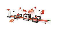 Трек Hot Wheels Ударная волна DWW96, Hot Wheels Track Builder Construction Crash Kit