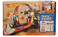 Трек Хот вилс Ударная волна, Hot Wheels Track Builder Construction Crash Kit
