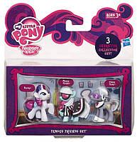 My little pony Игровой набор Мини-коллекция Рарити, Фото Финиш, Хойти Тойти A2033, фото 1