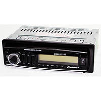 Автомагнитола Pioneer 1180 (USB флешка + SD карты памяти + AUX + FM (4x50W)