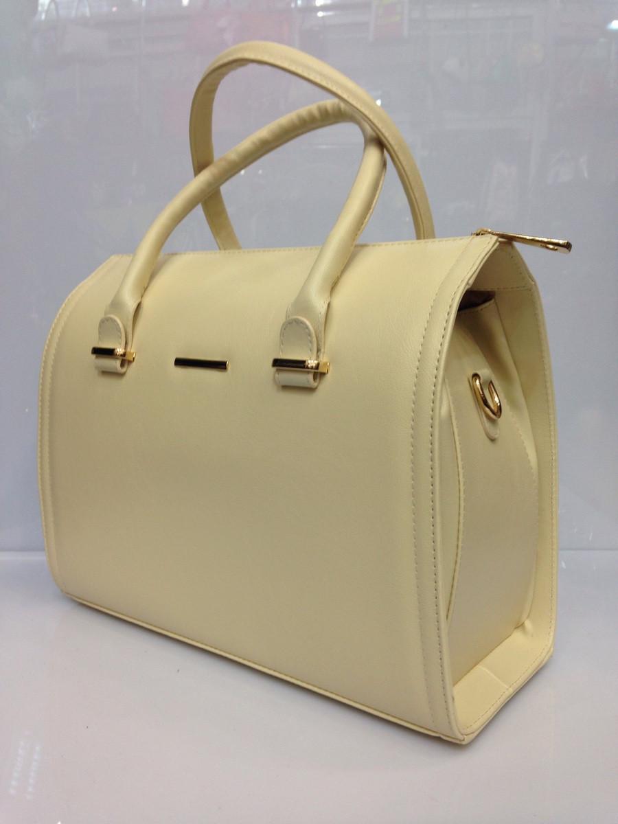 Женская сумка саквояж Bars 988 каркасная длинный ремень внутри разделитель  на молнии размеры 32см х 27смх15см a80acd6a39c