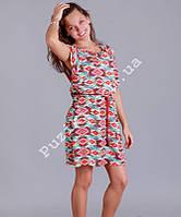 Платье для беременных и кормящих мам Алиса