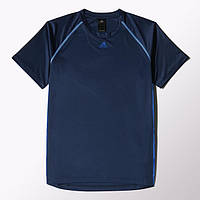 Мужская футболка Adidas Base 3-Stripes (Артикул: S19666)