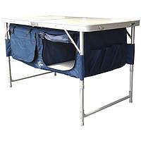 Раскладной стол с тумбой «Скаут» TA-519