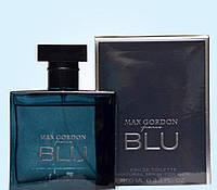 Туалетная вода для мужчин Max Gordon Blue Men 100ml (Оригинал)