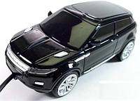 Мышка компьютерная проводная Range Rover Evogue черная