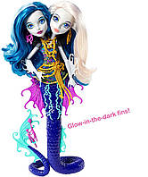Пери и Перл Серпентайн Монстр Большой Скарьерный Риф, Monster High Great Scarrier Reef Peri & Pearl Serpintine