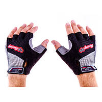 Перчатки для фитнеса Knigh Thood CNKT-18 (серый)