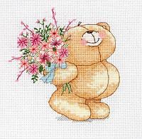 """Набор для вышивания """"Цветочный букет (Floral Bouquet)"""" ANCHOR"""