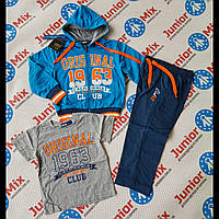 Спортивный костюм для мальчика тройка LUSA, фото 1